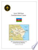 U S  Army Special Forces Language Visual Training Materials   AZERI   DEFENSE LANGUAGE INSTITUTE  DLI  BONUS TRAINING MATERIALS Book