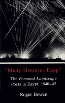 Many Histories Deep Pdf/ePub eBook