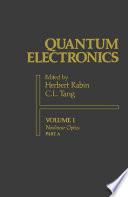 Quantum Electronics: A Treatise