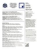 Journal of Craniomandibular Disorders
