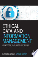 Ethical Data and Information Management