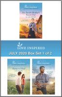 Harlequin Love Inspired July 2020 - Box Set 1 of 2 Pdf/ePub eBook