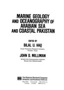 Marine Geology and Oceanography of Arabian Sea and Coastal Pakistan