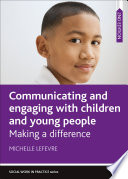 Communicating and Engaging with Children and Young People 2e Book PDF