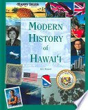 Modern History of Hawai'i