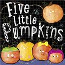 Story Book Five Little Pumpkins Book