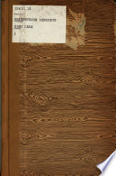 Shakespeare Reprints: King Lear. rev. ed. 1892