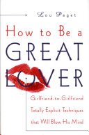 Pdf How to Be a Great Lover
