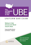 The Ultimate Guide to the UBE (Uniform Bar Exam) [Pdf/ePub] eBook