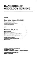 Handbook of Oncology Nursing