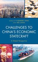 Challenges to China's Economic Statecraft Pdf/ePub eBook