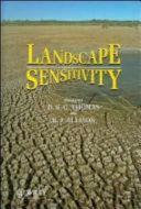 Landscape sensitivity
