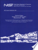 Technical Digest - Symposium on Optical Fiber Measurements, 1998