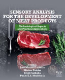 Sensory Analysis for the Development of Meat Products