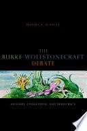 The Burke Wollstonecraft Debate