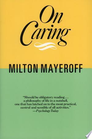 Download On Caring Ri online Books - godinez books