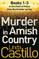 Murder in Amish Country  Kate Burkholder