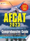 AFCAT Air Force Common Admission Test Comprehensive Guide