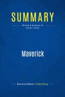 Summary  Maverick