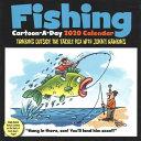 Fishing Cartoon a day 2020 Calendar