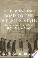 The Winding Road To The Welfare State PDF