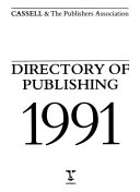 Cassell The Publishers Association Directory Of Publishing