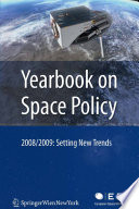Yearbook On Space Policy 2008 2009