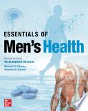 Essentials of Men s Health Book
