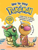How to Draw Pokemon Step by Step Book 4