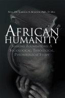 African Humanity [Pdf/ePub] eBook