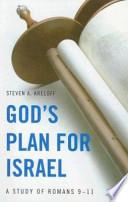 God's Plan for Israel