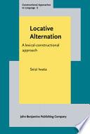 Locative Alternation