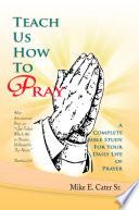 Teach Us How to Pray Book PDF