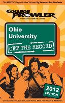 Ohio University 2012