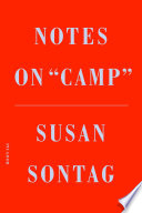 Notes on 'Camp'