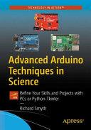 Advanced Arduino Techniques in Science