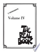 The Real Book   Volume IV  Songbook