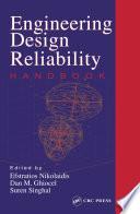 Engineering Design Reliability Handbook Book PDF