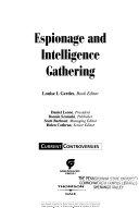Pdf Espionage and Intelligence Gathering