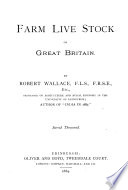 Farm Live Stock of Great Britain