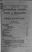 Proceedings
