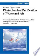 Photochemical Purification of Water and Air