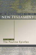 An Introduction to the New Testament  Volume 2
