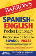 Barron s Spanish English Pocket Dictionary