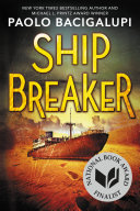Ship Breaker Paolo Bacigalupi Cover