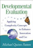 Developmental Evaluation