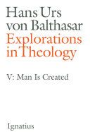 Explorations in Theology, Vol. 5