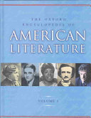 The Oxford Encyclopedia of American Literature  Academic novels The essay in America