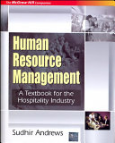 Human Resource Mgmt Tb For Hospitality