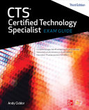 CTS Certified Technology Specialist Exam Guide, Third Edition Pdf/ePub eBook